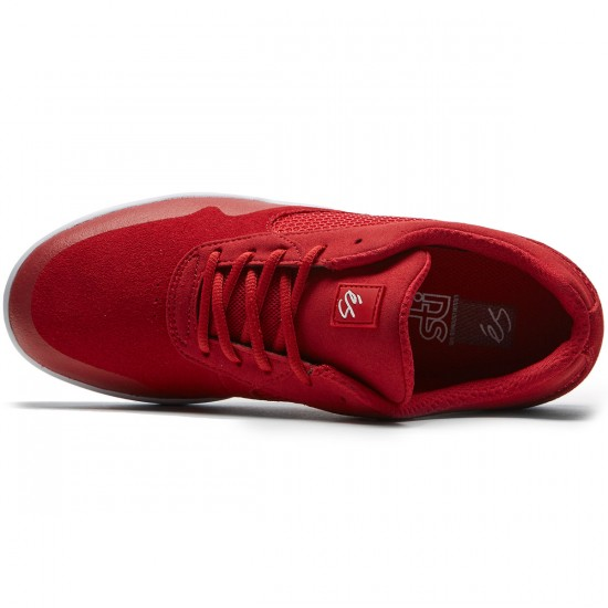 eS Swift Shoes - Red/White - 8.0