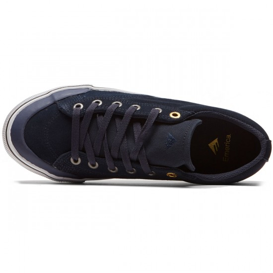 Emerica Indicator Low Shoes - Navy - 8.0