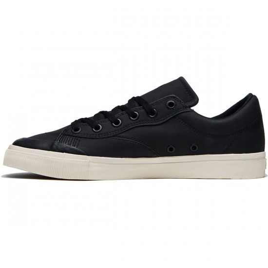 Emerica Indicator Low Shoes - Black/White/White - 8.0