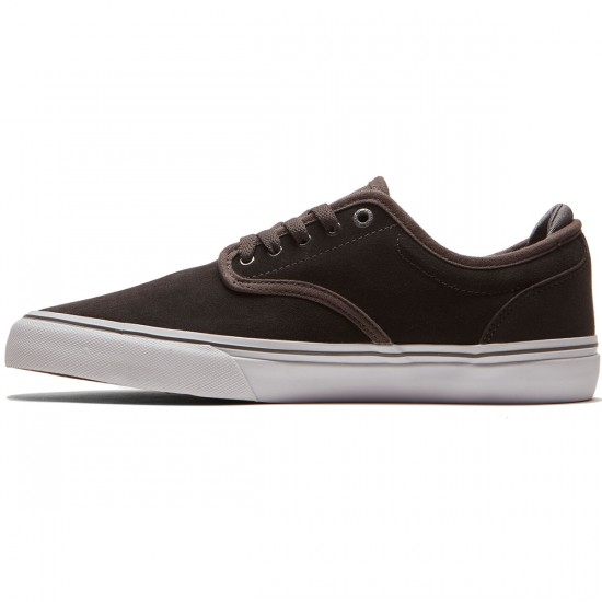 Emerica Wino G6 Shoes - Dark Grey/White - 8.5