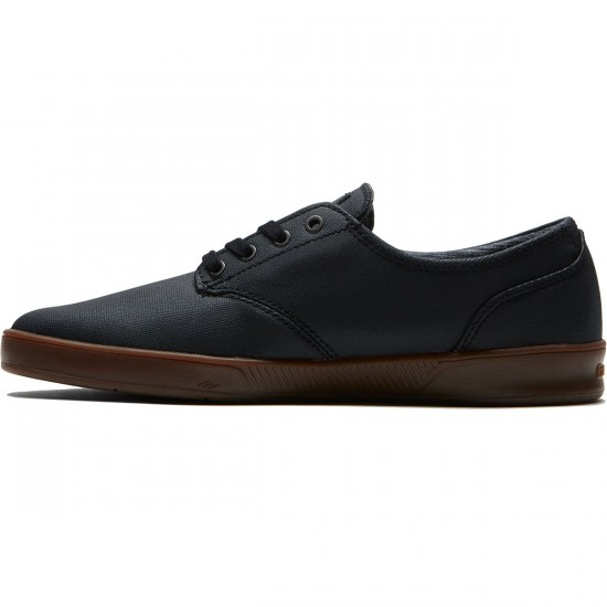 Emerica The Romero Laced Shoes - Black/Gum/Dark Grey - 8.0