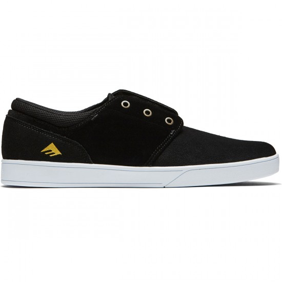 Emerica The Figueroa Shoes - Black - 8.0