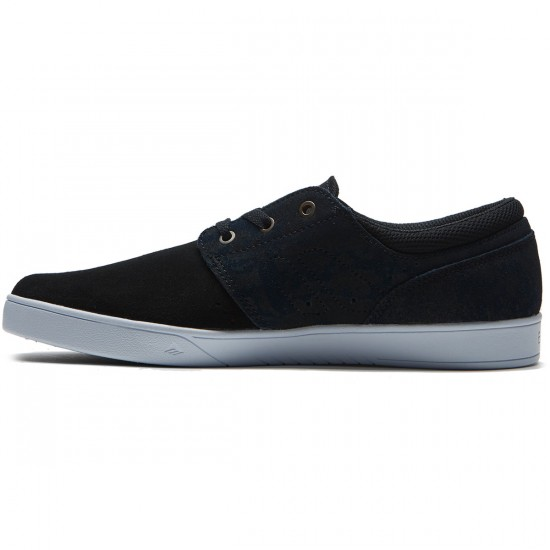 Emerica The Figueroa Shoes - Navy/Black - 8.0