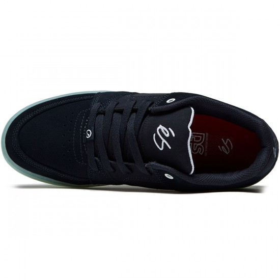eS Accel Slim Shoes - Navy/Blue/White - 8.0