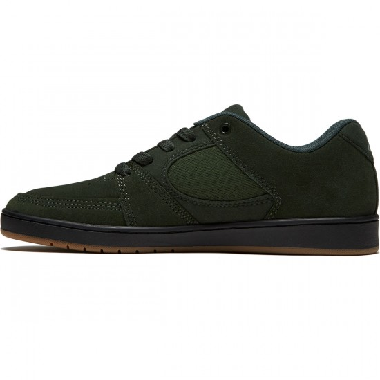 eS Accel Slim Shoes - Hunter Green - 8.0