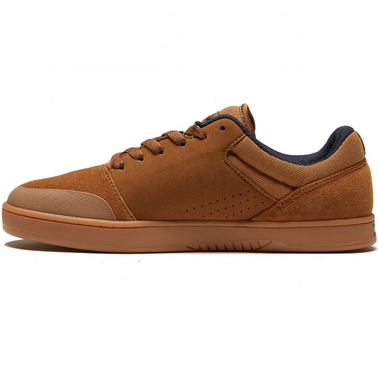 Etnies Marana Michelin Shoes - Brown/Navy/Gum - 8.0