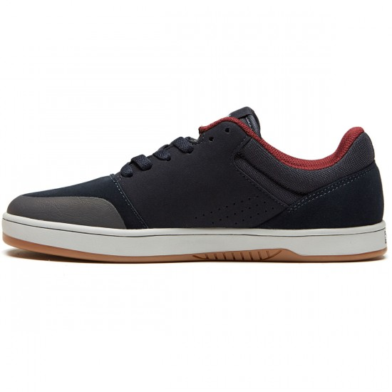 Etnies Marana Michelin Shoes - Navy/Grey/Red - 8.0