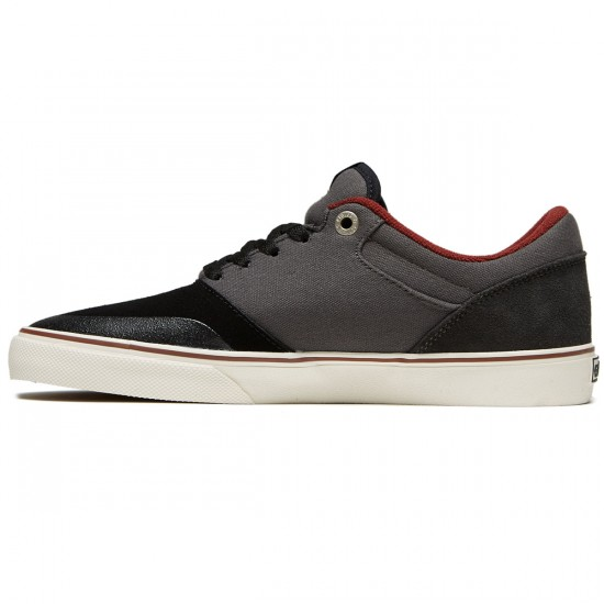 Etnies Marana Vulc MT Shoes - Black/Charcoal - 8.0