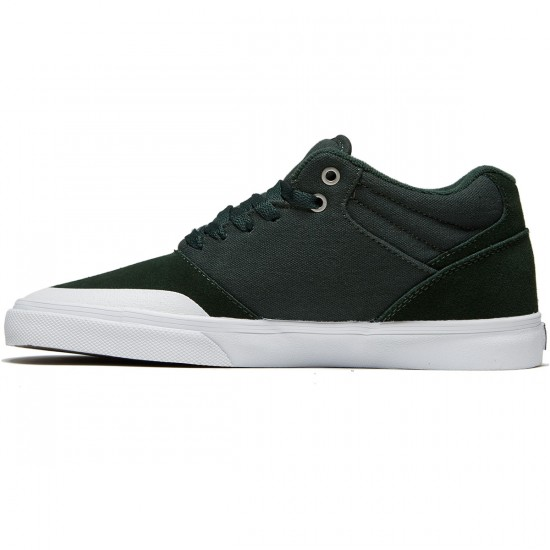 Etnies Marana Vulc MT Shoes - Green/White - 8.0