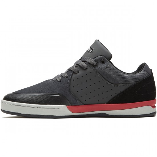 Etnies Marana XT Shoes - Dark Grey/Black/Red - 8.0