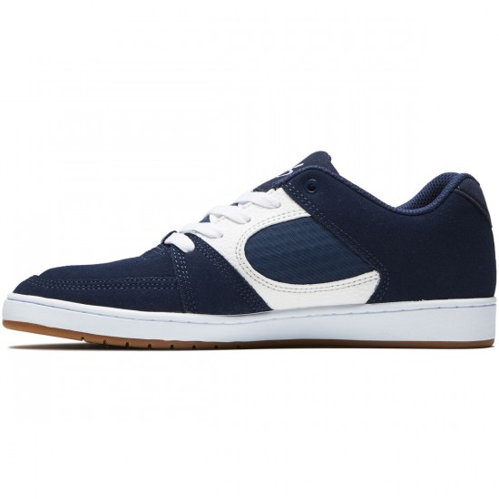 eS Accel Slim Shoes - Blue/White - 8.0