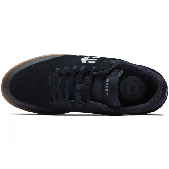 Etnies Marana Shoes - Navy/Gum - 8.5
