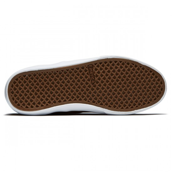 Emerica Wino G6 Shoes - Brown/White - 8.5