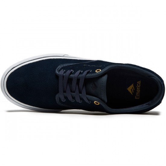 Emerica Wino G6 Shoes - Navy/White - 8.0
