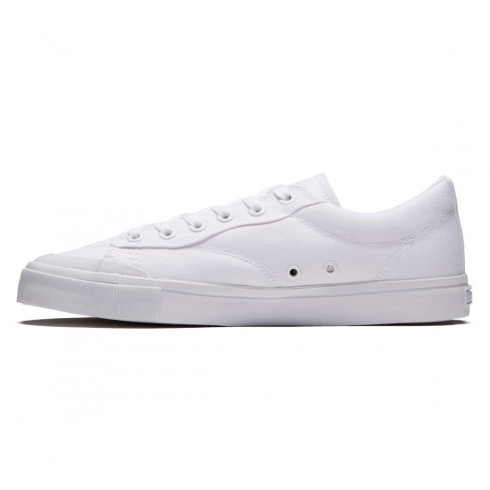 Emerica Indicator Low Shoes - White/White/White - 8.0