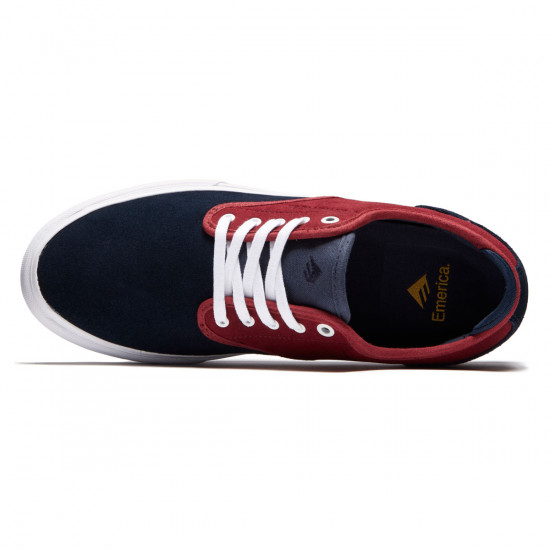 Emerica Wino G6 Shoes - Navy/Red - 8.0