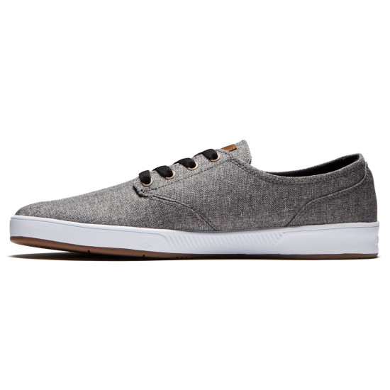 Emerica The Romero Laced Shoes - Grey/Heather - 8.5