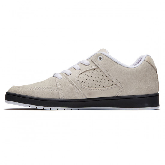 eS Accel Slim Shoes - White/Black - 8.0