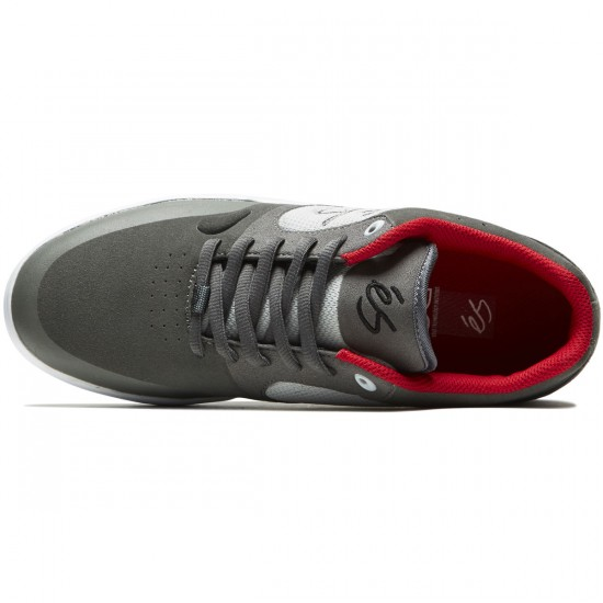 eS Swift 1.5 Shoes - Grey/Light Grey/Red - 8.5