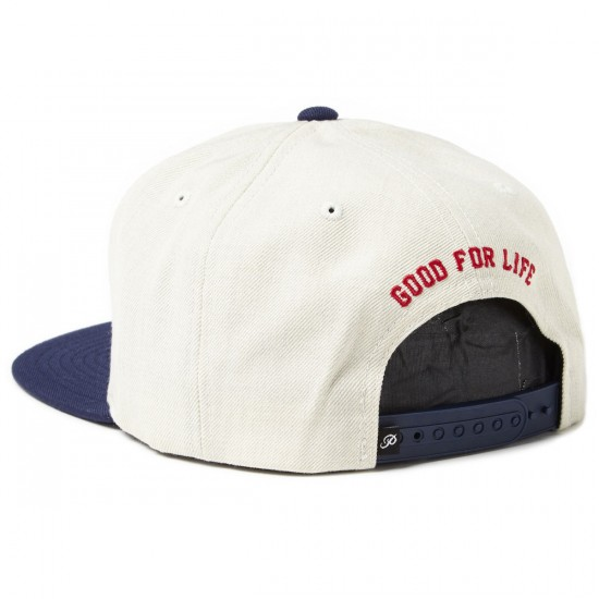 Obey Downtown Snapback Hat - Black