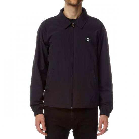 Obey Eighty Nine Casual Jacket - Black