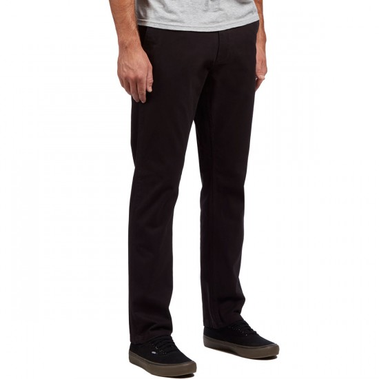 Obey Working Man II Pants - Black - 36 - 32