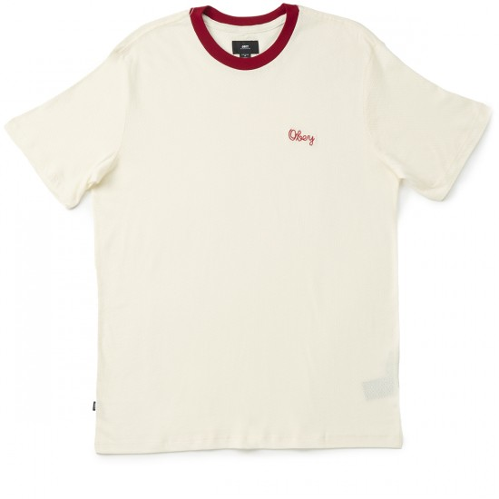 Obey Paradise T-shirt - Cream