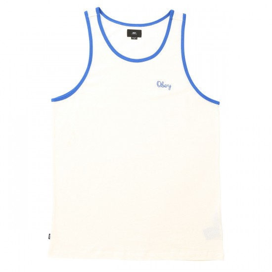 Obey Montego Tank Top - Cream