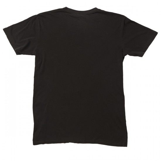 Obey Fight War T-shirt - Dusty Black
