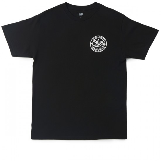 Obey Since 1989 T-shirt - Black