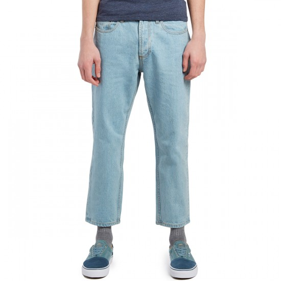 Obey Bender 90s Jeans - Light Indigo - 30 - 32
