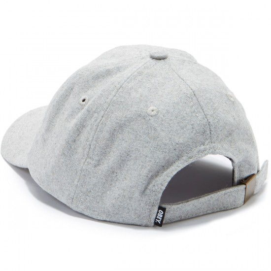 Obey Times 6 Panel Hat - Cream