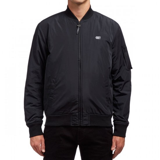 Obey Alden Jacket - Black