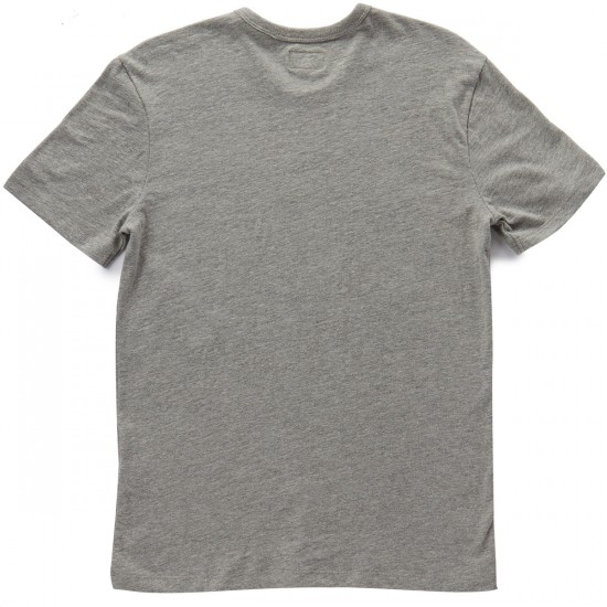 Obey Standard Issue T-Shirt - Athletic Heather