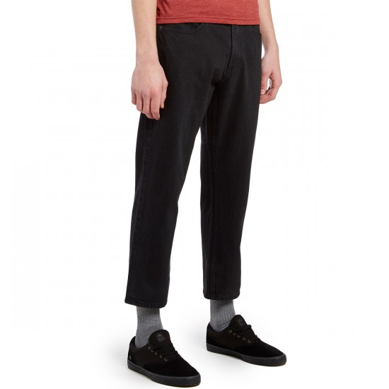 Obey Bender 90s Jeans - Dusty Black - 30 - 32