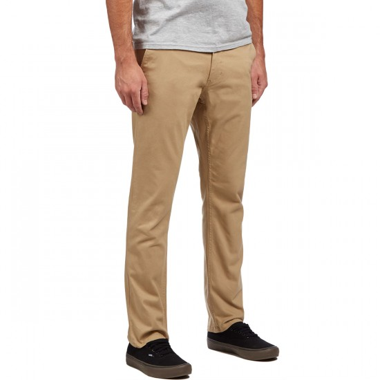 Obey Working Man II Pants - Khaki - 30 - 32