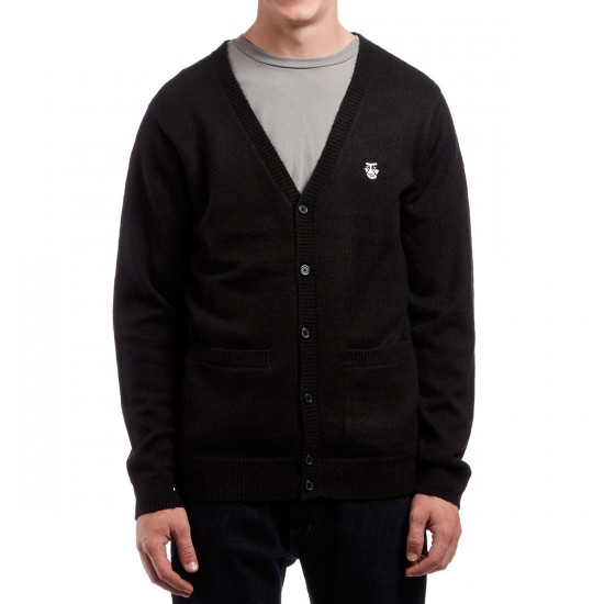 Obey Court Sweater - Black