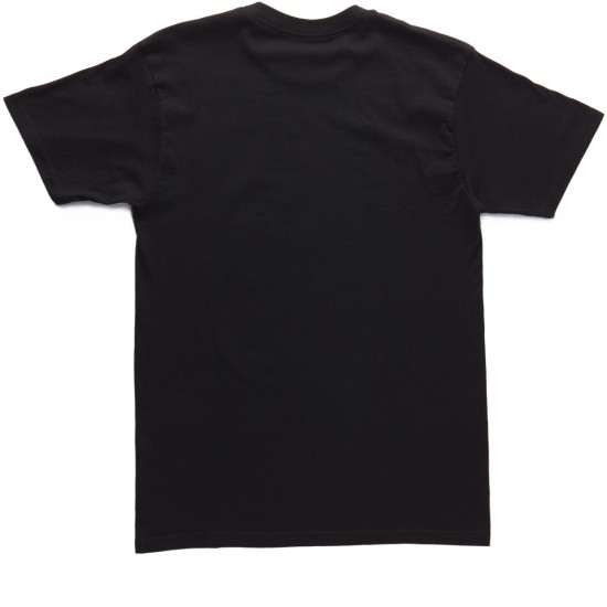 Obey Fruits Of Our Labor T-Shirt - Black