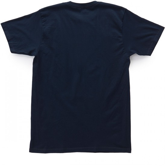 Obey Pay Up Or Shut Up! T-Shirt - Navy