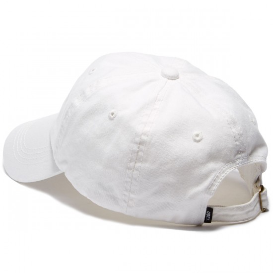 Obey O.B.E.Y. 2 Hat - White