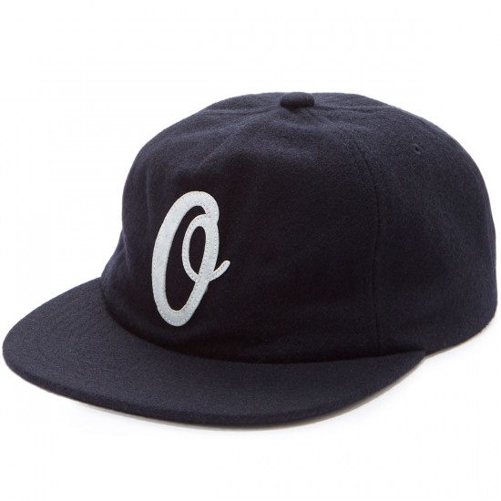 Obey Jackson 5 Panel Hat - Navy