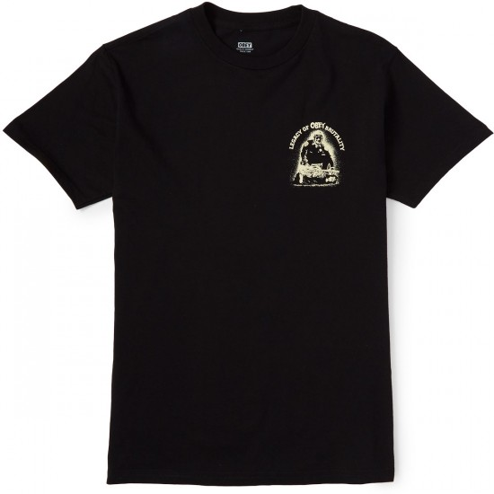 Obey Legacy of Brutality T-Shirt - Black