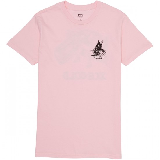 Obey Ice Cold T-Shirt - Pink