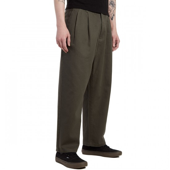Obey Fubar Big Fits Pants - Army - 30 - 32