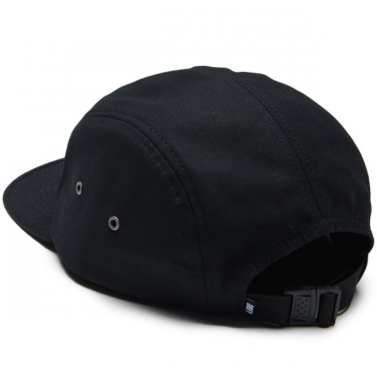 Obey Perspective 5 Panel Hat - Black