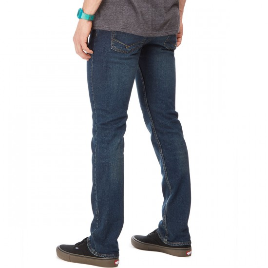 Vans V16 Slim Pants - 2 Year Indigo - 34 - 32
