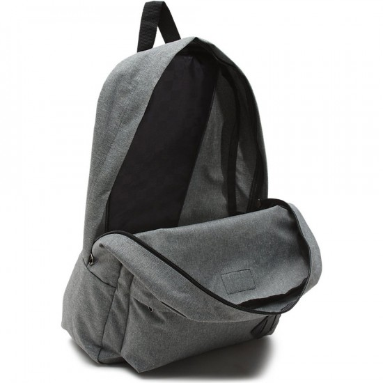 Vans Old Skool II Backpack - Heather Suiting
