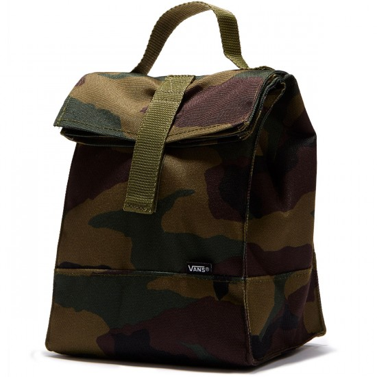 Vans Mow Lunch Pack  - Classic Camo