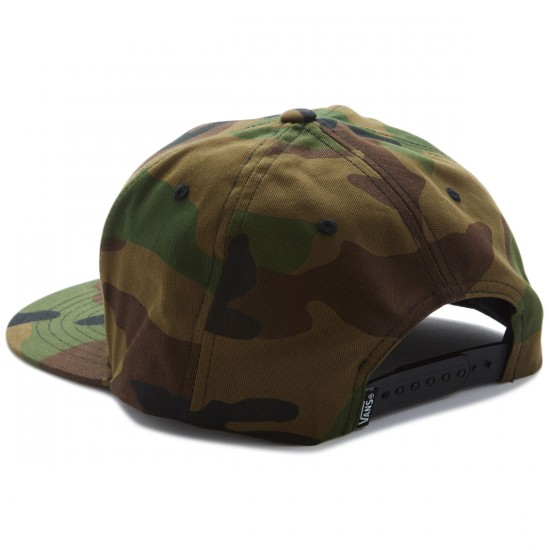 Vans Full Patch Snapback Hat - Classic Camo