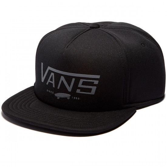 Vans Bigwig Foam Trucker Hat - Black